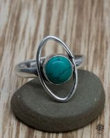 Ring Milla | Türkis