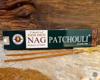 Räucherstäbchen | Golden Nag - Patchouli