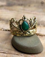 Ring | Corona Malachit
