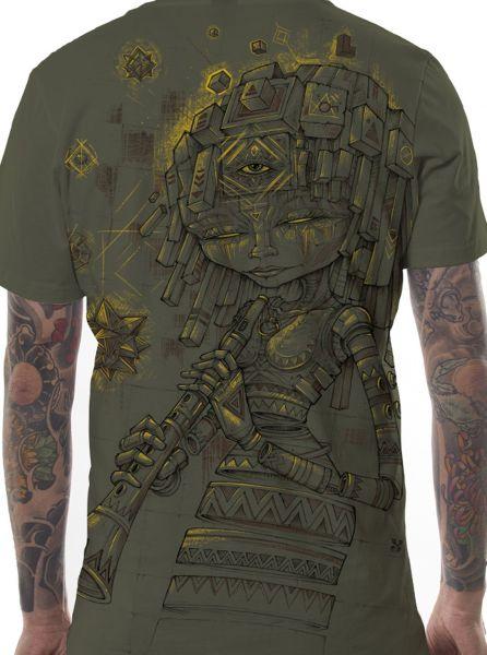 T-Shirt Cubina | olive