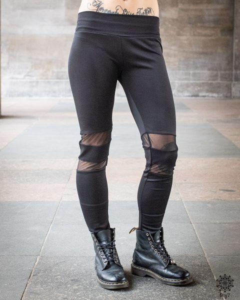 Leggings Netty | schwarz