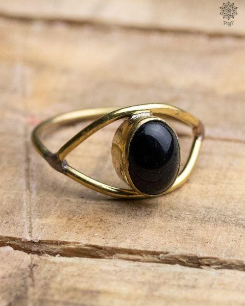 Ring Feles | Obsidian