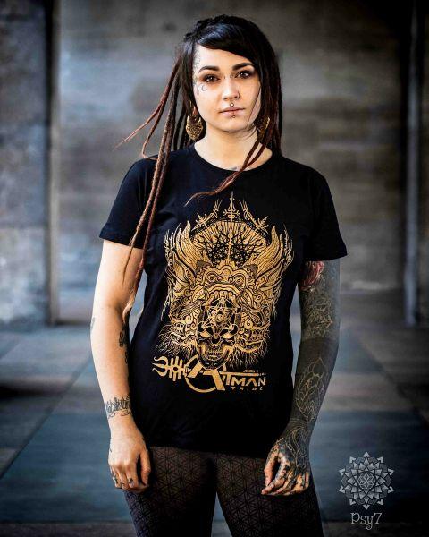 Girl Shirt | Atman Tribe | JonDix - edition 2019