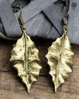 Ohrringe | Leaf
