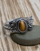 Ring Parna | Tigerauge