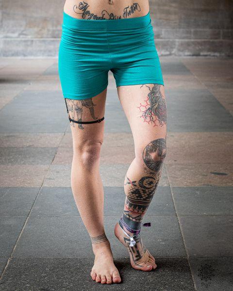 Gaya Shorts - türkis