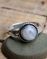 Ring Luna | Bergkristall