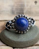 Ring Vayu | lapislazuli