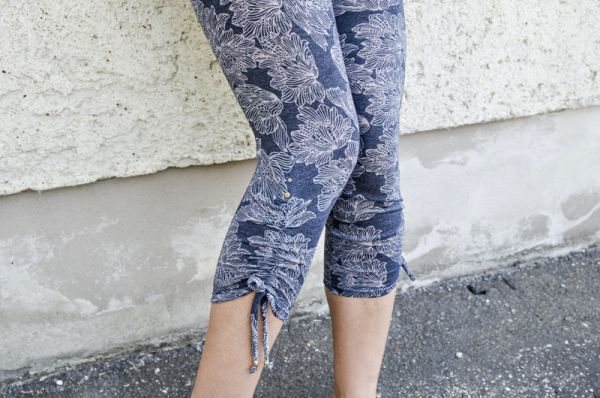Leggings - Transparent | Azalee